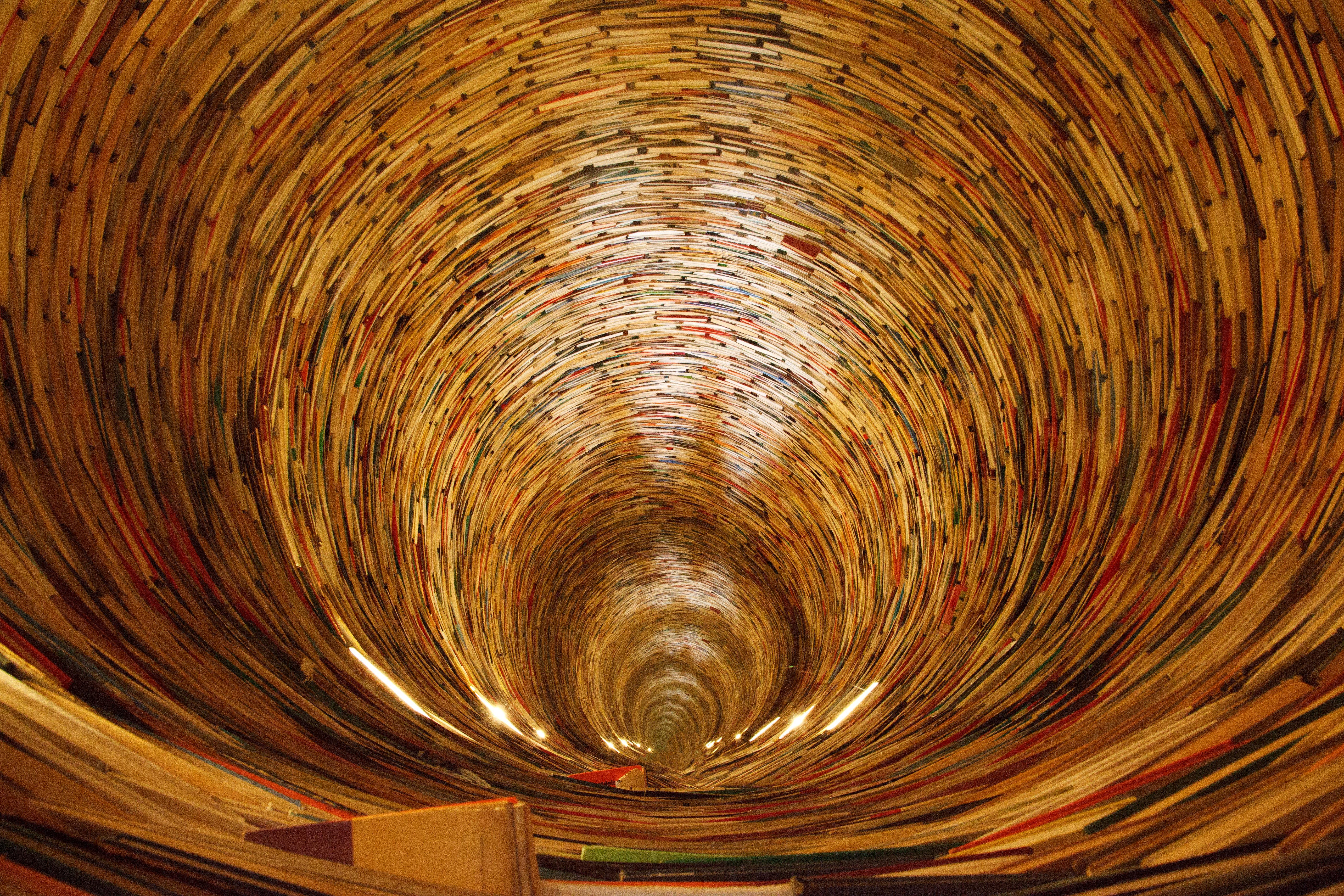 Strudel aus Büchern